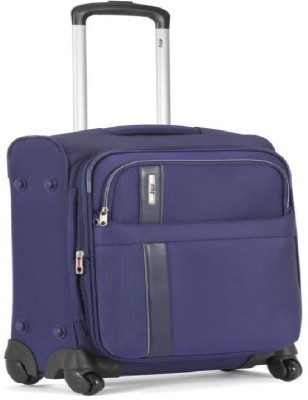 VIP MAROCCO4WSTR68BLU Expandable  Check-in Luggage - 24 inch(Blue)