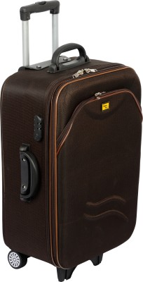 United UTB H LGPTBR20 Expandable Cabin Luggage   20 inch Brown