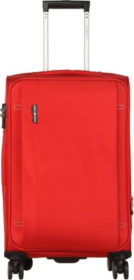 Swiss Eagle OXFORD3678RD 20 Expandable Cabin Luggage   20 inch Swiss Eagle Suitcases