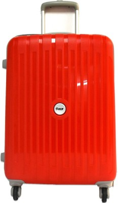 VIP NEOLITE 4W STR 79 RED Check-in Luggage - 28 inch(Red)