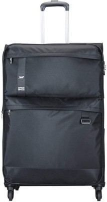 f619c7de8 Skybags STSKYWH81BLK Expandable Check-in Luggage - 31 inch(Black) Flipkart