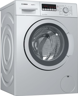 Bosch 7 kg Fully Automatic Front Load Washing Machine Silver(WAK24269IN) (Bosch)  Buy Online