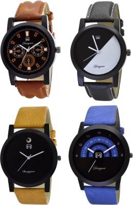 OM DESIGNER Analog Watch   For Men OM DESIGNER Wrist Watches