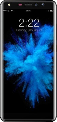 Mobiistar X1 Dual (Black, 32 GB)(3 GB RAM)