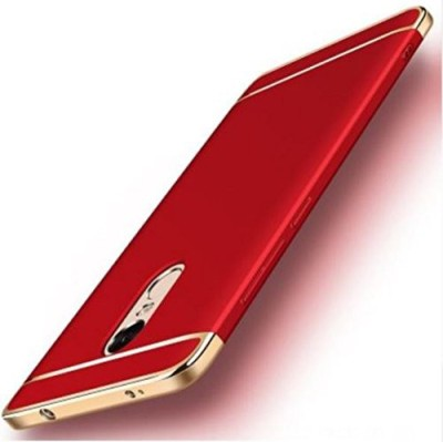 SM Styles Back Cover for Mi Redmi Note 4 Red