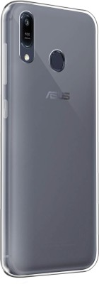 Flipkart SmartBuy Back Cover for Asus ZenFone Max M1(Transparent, Grip Case, Silicon)