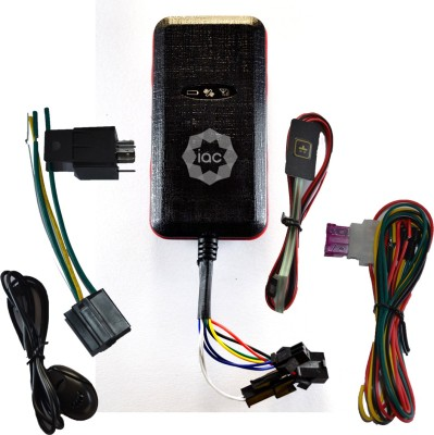 Letstrack Fuel monitoring in Vehicle Tracking Systems - Real Time GPS  Tracker GPS Device(Black)