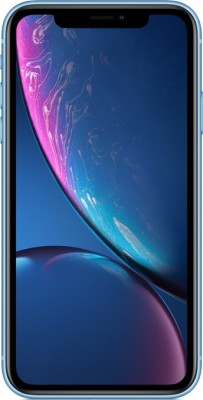 Apple iPhone XR (Blue, 128 GB)