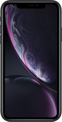 Apple iPhone XR (Black, 128 GB)