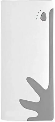 Lionix 15000 mAh Power Bank Grey, Lithium ion