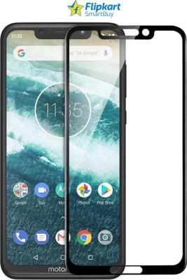 Flipkart SmartBuy Edge To Edge Tempered Glass for Motorola Moto One Power(Pack of 1)