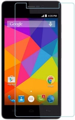 REZAWZ Tempered Glass Guard for Micromax Bharat 5 Pro(Pack of 1)