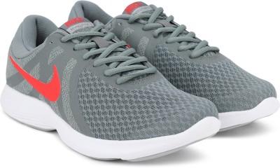 Nike REVOLUTION 4 Running Shoe For Men(Grey) 1