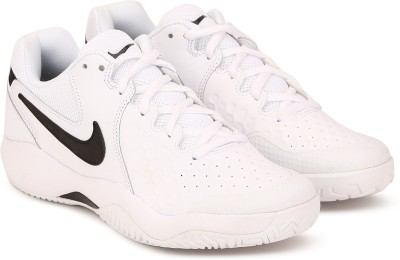 Nike NIKE AIR ZOOM RESISTANCE Tennis Shoes For Men(White) 1