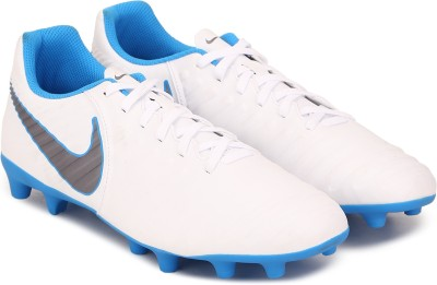 Nike LEGEND 7 CLUB FG Football Shoes For Men(White) 1