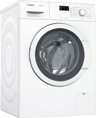 Bosch 7 kg Fully Automatic Front Load Washing Machine White(WAK20062IN) (Bosch)  Buy Online