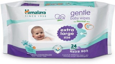 Himalaya Gentle Baby Wipes Xl