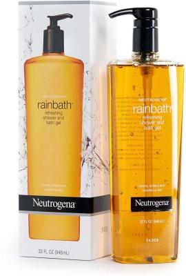 Neutrogena RAIN BATH SHOWER AND BATH GEL 946 ML(0.946 ml)