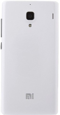 Heinibeg Back Replacement Cover for Back Replacement Cover for xioami redmi 1s(white, Dot View, Plastic)