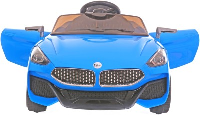 Toyhouse Z4 SUV Rechargeable Battery Operated Ride-on car for kids(2 to 5 yrs) Car Battery Operated Ride On(Blue)