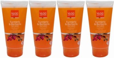 VLCC Turmeric & Berberis Pack of 2 Face Wash