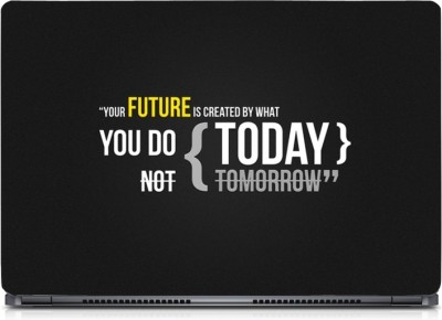 Gallery 83 ® You Do Today Quotes Exclusive High Quality Laptop Decal,...
