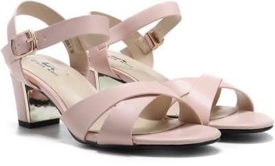 Diana Korr Women Pink Heels