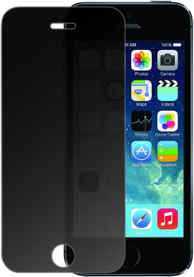 ELEF Tempered Glass Guard for Apple iPhone 5(Pack of 1)