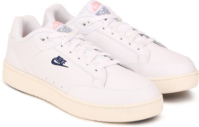 Nike GRANDSTAND II Sneakers For Men(White) 1