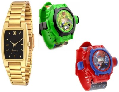 RD YTR SPIDER man,Ben Analog Watch   For Men RD YTR Wrist Watches