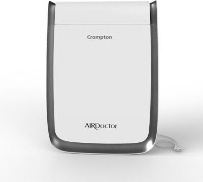 Crompton Air Doctor Portable Room Air Purifier White