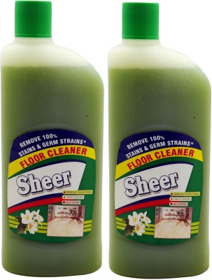 sheer Disinfectant Floor Cleaner 425ml Jasmine Jasmine(425 ml)