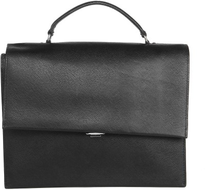 Da Milano Women Black Shoulder Bag