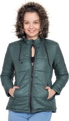 Deewa Full Sleeve Solid Women Jacket