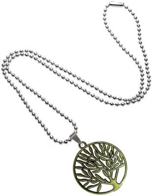 Rich & Famous Tree of Life Pendant Metal Pendant
