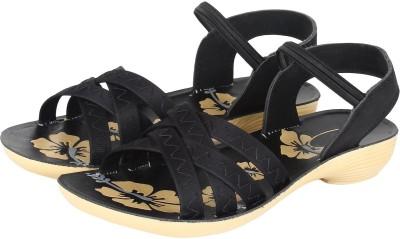 Shoefly Women Black Flats