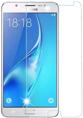 WSX Retail Tempered Glass Guard for Samsung Galaxy J7 2017 Tempered Glass[Transparent], Screen Protector For Samsung Galaxy J7 2017, WSX™ Samsung Galaxy J7 2017 Tempered glass[Transparent] Super Strong, Anti-Scratch, Ultra-Clear Curved Tempered Glass[Transparent] For Samsung Galaxy J7 2017(Pack of 2