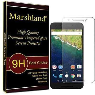 Gorilla99™ Tempered Glass Guard for Google Nexus 6P(Pack of 1)