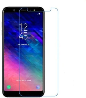 WSX Retail Tempered Glass Guard for Sumsung Galaxy J7 DUO Tempered Glass[Flexible], Screen Protector For Sumsung Galaxy J7 DUO, WSX™ Sumsung Galaxy J7 DUO Tempered glass[Flexible] Super Strong, Anti-Scratch, Ultra-Clear Curved Tempered Glass[Flexible] For Sumsung Galaxy J7 DUO(Pack of 2)