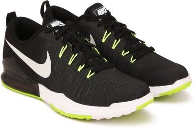 Nike NIKE ZOOM TRAIN ACTION Running Shoes For Men(Black) 1