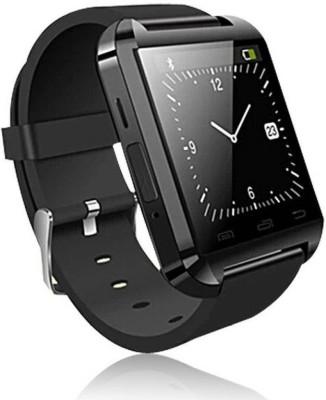 A Connect Z U8 Phone Watch Smartwatch(Black Strap Regular) 1