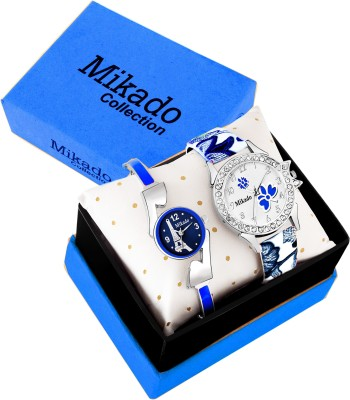 Mikado Multicolor Romina Combo watches Set For Girls And Women Watch  - For Girls