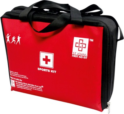 ST JOHNS FIRST AID SJF SPK First Aid Kit(Sports and Fitness)