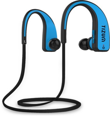 TIZUM S-200 FreeStyle Bluetooth V4.1 Bluetooth Headset with Mic(Aqua Blue, In the Ear) 1