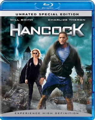 hancock blu-ray , region free(Blu-ray English)