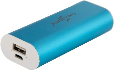 Callmate 5200 Power Bank Blue, Lithium ion Callmate Power Banks