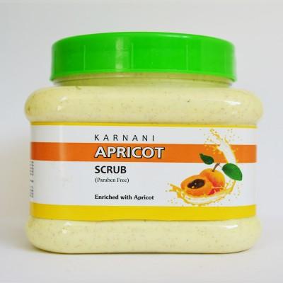 KARNANI Apricot Scrub (450g) Scrub(450 g) 1