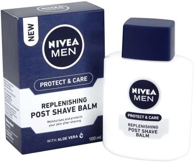 Nivea Men Protect & Care Replenishing Post Shave Balm(100 ml)