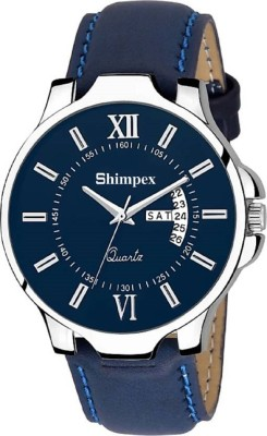 SHIMPEX 971033 Day and Date men   boy watch Analog Watch   For Boys SHIMPEX Wrist Watches