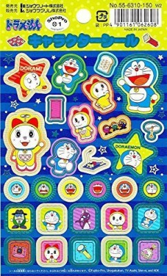 Doraemon Sticker Collection Japanese Animation Seals Japan Import